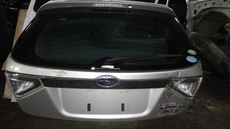 Стекло двери задней Subaru Impreza GH7 EJ20 2008