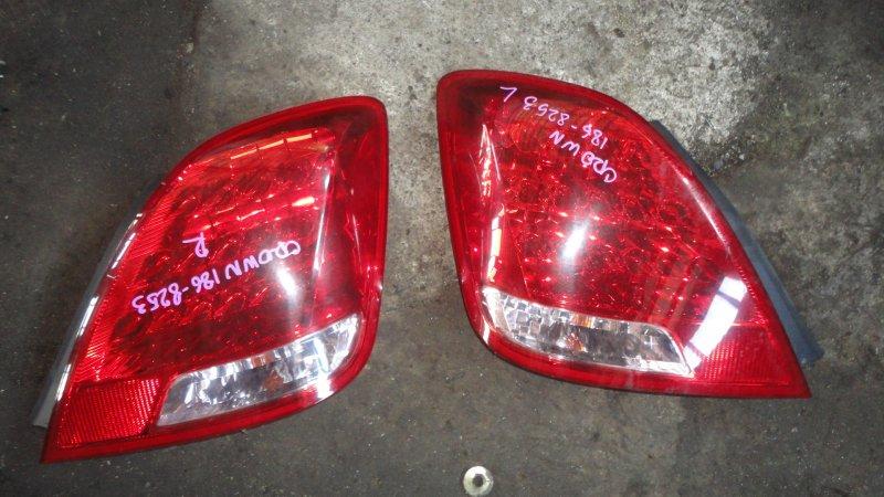Стоп Toyota Crown Majesta UZS186 3UZ 2004 задний левый