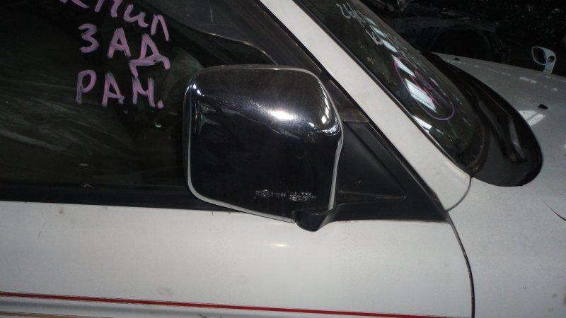 Зеркало Mitsubishi Challenger K96W 6G72 1997 переднее правое