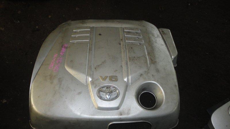 Крышка двс декоративная Toyota Crown GRS182 3GR-FSE 2007