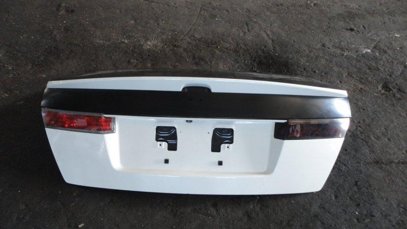 Крышка багажника Honda Inspire CP3 J35A 2008