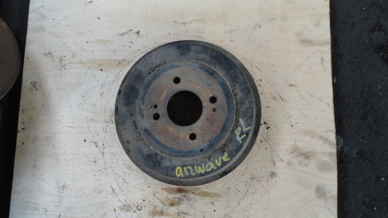 Тормозной барабан Honda Airwave GJ1 L15A 2007 задний