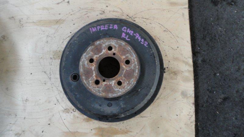 Тормозной барабан Subaru Impreza GH2 EL15 2008 задний