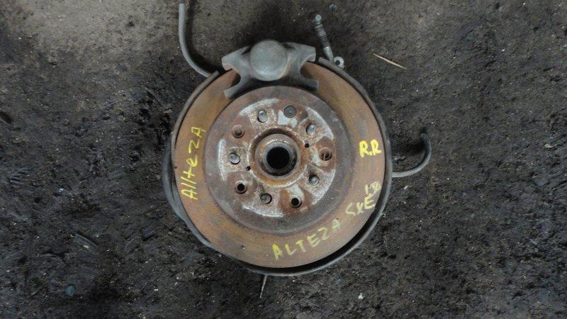 Ступица Toyota Altezza SXE10 3S-GE 2000 задняя правая