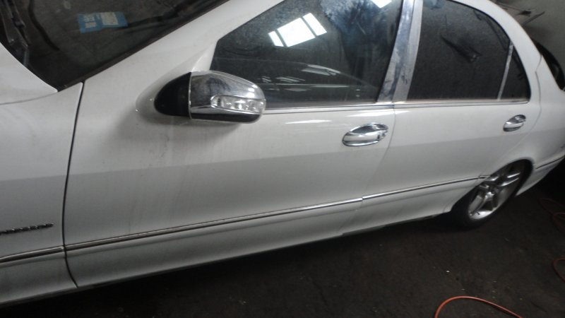 Дверь Mercedes S55 W220.175 113986 2000 передняя левая