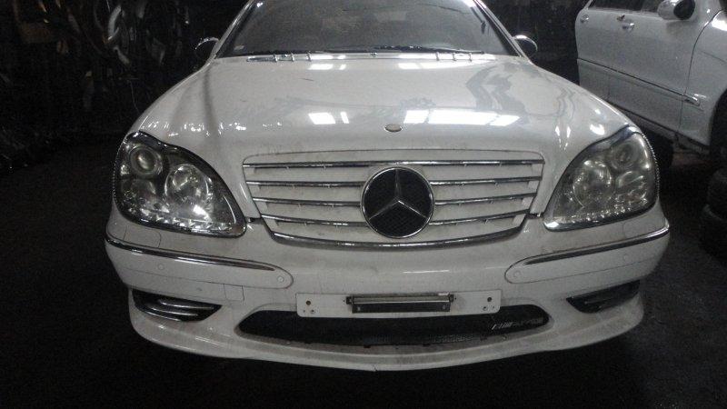 Капот Mercedes S55 W220.175 113986 2004