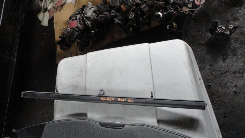 Шторка заднего стекла Toyota Camry ACV40 2AZ 2007