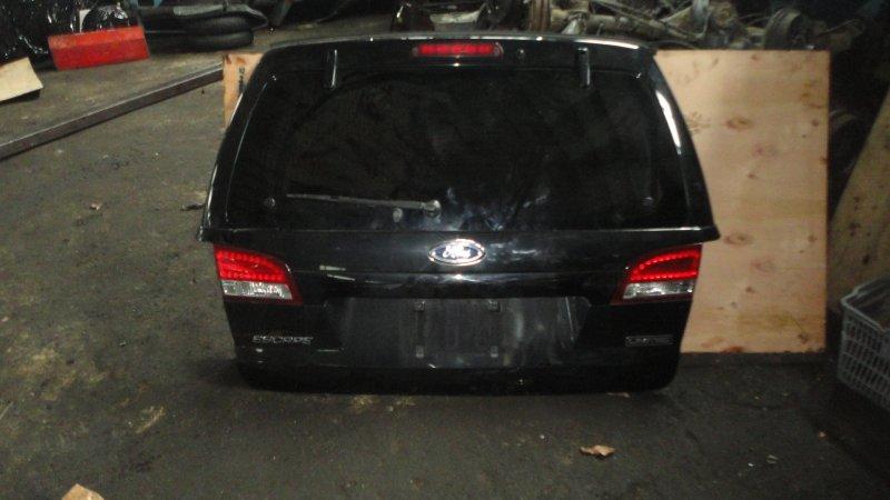 Дверь 5-я Mazda Ford Escape LF L3 2011