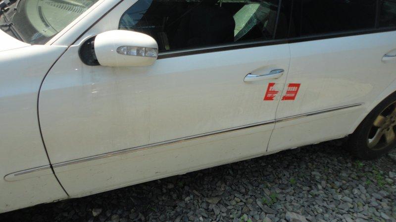 Дверь Mercedes E240 W211 112913 2002 передняя левая