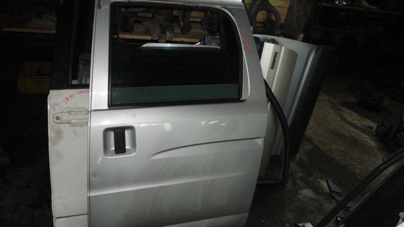Дверь Daihatsu Hijet S210V EFSE 2000 задняя левая