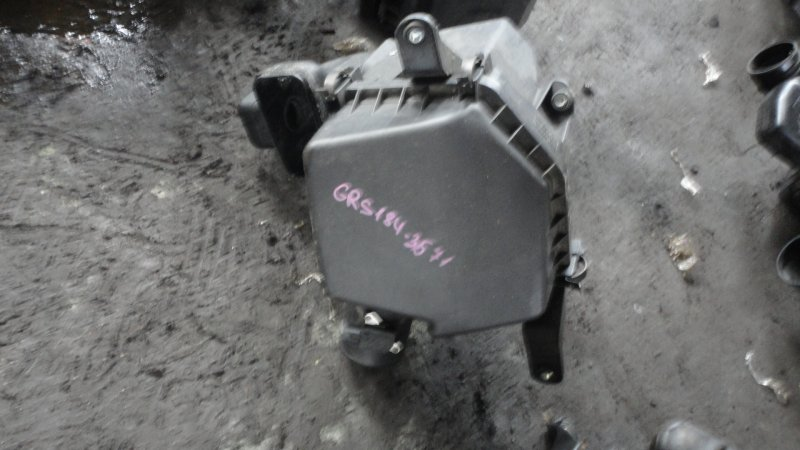 Корпус воздушного фильтра Toyota Crown GRS184 2GR 2006