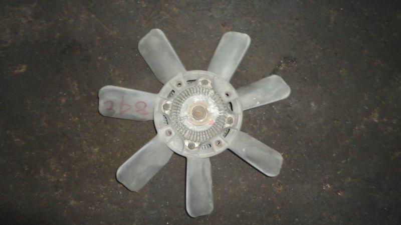 Вентилятор с вязкостной муфтой Mitsubishi Canter FE335B 4D32 1985