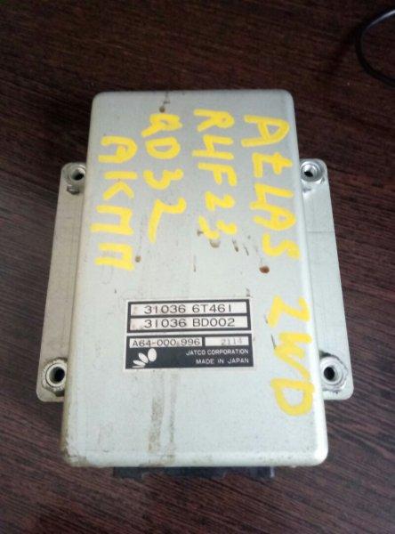 Блок управления автоматом Nissan Atlas R4F23 QD32-165485 2003