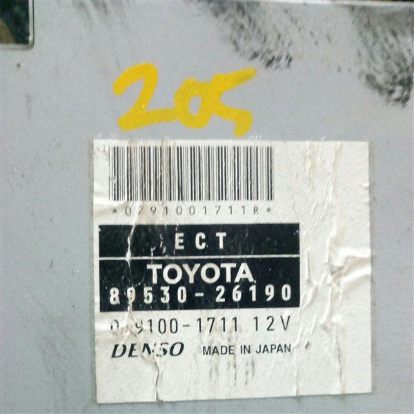 Блок управления автоматом Toyota Hiace KDH205 2KD-1273898 2005