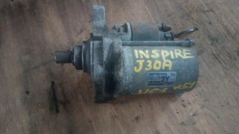 Стартер Honda Inspire UC1 J30A-6012145 2004