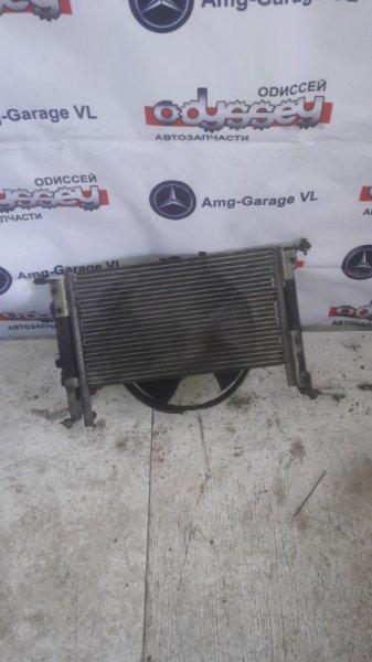 Радиатор кондиционера Mitsubishi Delica P25W 4D56T-HN3887 1996
