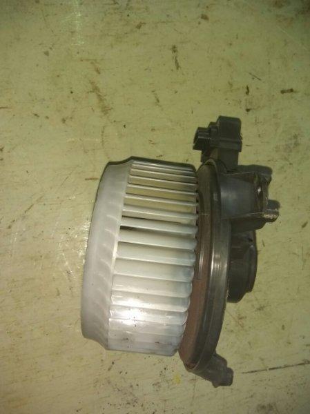Мотор печки Honda Fit GE6 L13A-4516856 2010