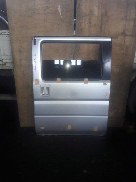 Дверь Honda Vamos HM2 E07Z-7272866 2001 задняя левая