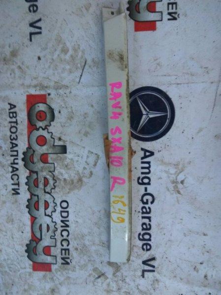 Планка под фары Toyota Rav4 SXA10 3S-2565892 1998 правая
