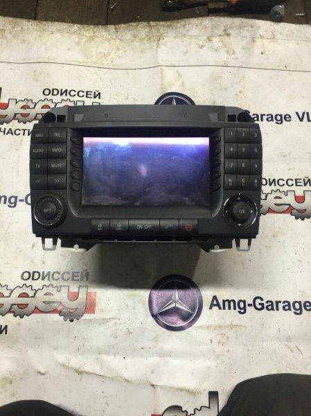 Магнитофон Mercedes S-Class W220 112944 1999