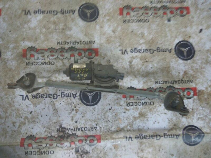 Механизм стеклоочистителя Toyota Avensis AZT255 1AZ-FSE 2007