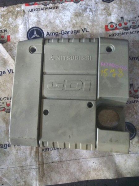 Крышка двс декоративная Mitsubishi Pajero V65W 6G74-MK1309 2000