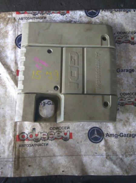 Крышка двс декоративная Mitsubishi Pajero V65W 6G74-MH3612 2000
