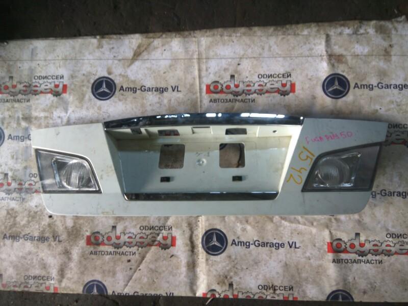 Крышка багажника Nissan Fuga PNY50 VQ35-646212С 2008