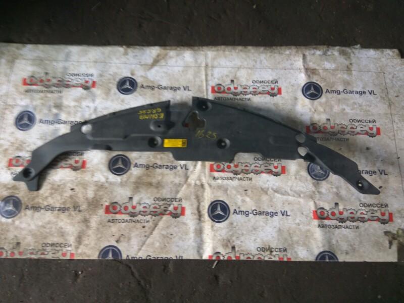 Пластм. защита над радиатором Toyota Estima GSR55 2GR 2007