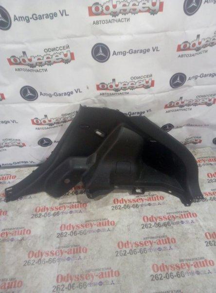 Обшивка багажника Nissan Juke YF15 HR15DE 2011 задняя правая
