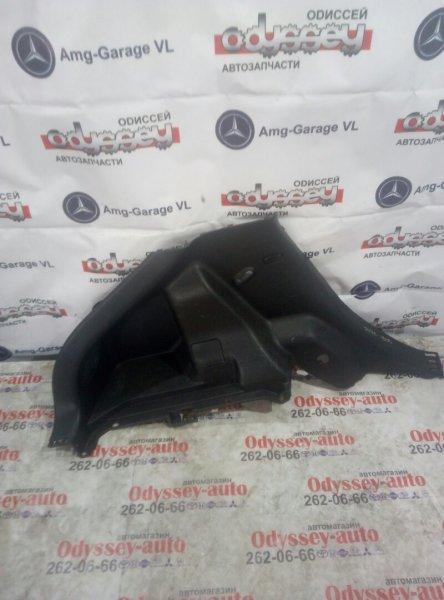 Обшивка багажника Nissan Juke YF15 HR15DE 2011 задняя левая