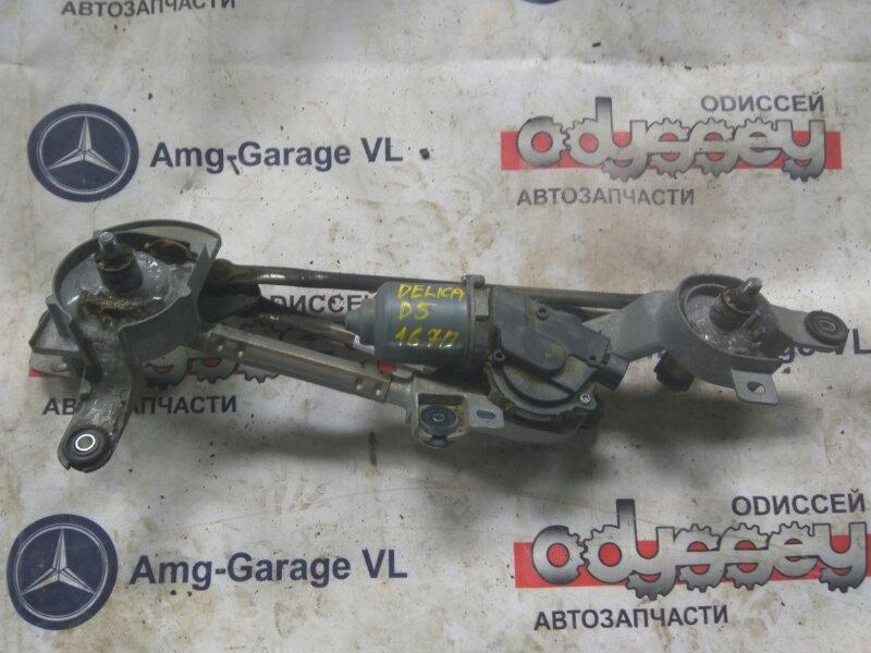 Механизм стеклоочистителя Mitsubishi Delica D5 CV5W 4B12 2007
