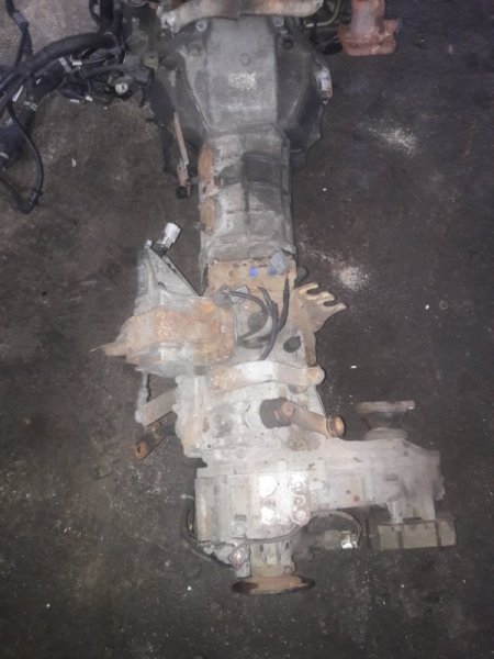 Кпп механическая Mazda Titan SYF6L RFT 2006