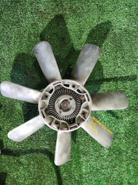 Вентилятор с вязкостной муфтой Toyota Town Ace Noah CR50G 3C-3438959 1997