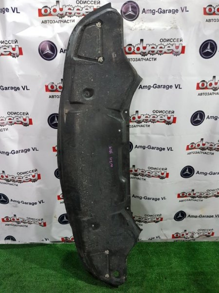 Защита бампера Mercedes E350 W211 272964 2005 передняя