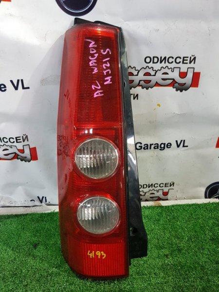 Стоп Mazda Az-Wagon MJ21S задний левый
