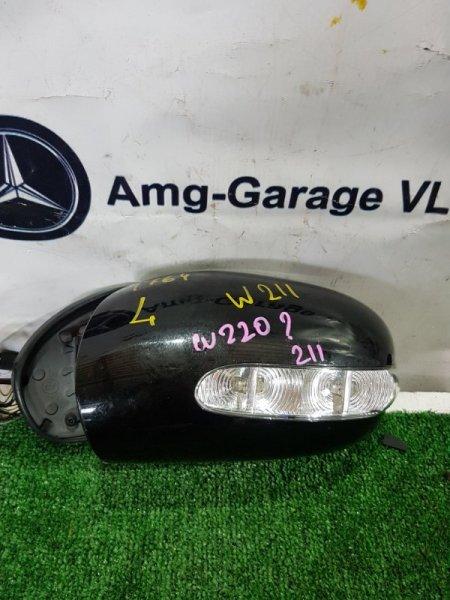 Зеркало Mercedes E280 W211 272943 2005 переднее левое