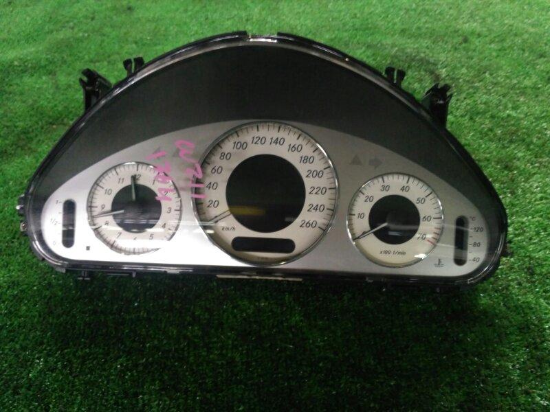 Панель приборов Mercedes E280 W211 272943 2005
