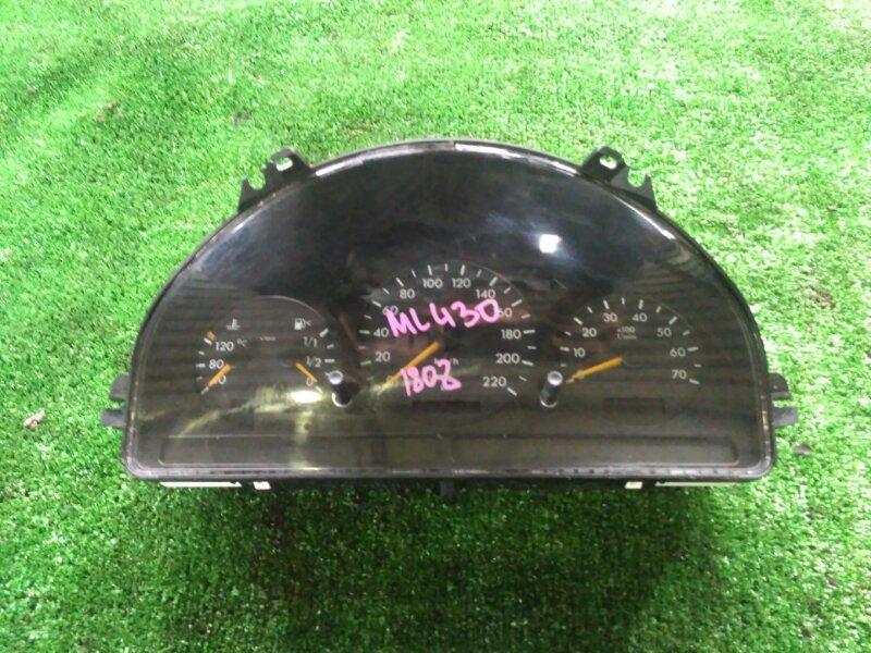 Панель приборов Mercedes M430 W163 113942 30 100979 1999