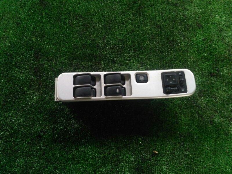 Блок управления стеклами Mitsubishi Challenger K99W 6G74-HR7588 1998 передний правый