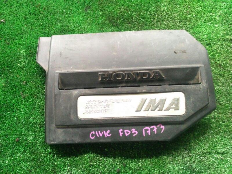 Крышка двс декоративная Honda Civic FD3 LDA-1401317 2009