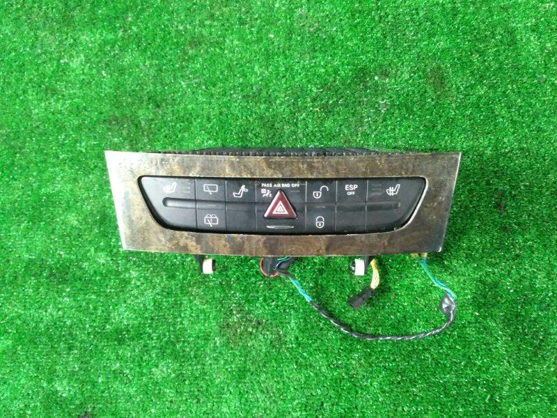 Блок управления сидениями Mercedes E280 W211 272943 2005