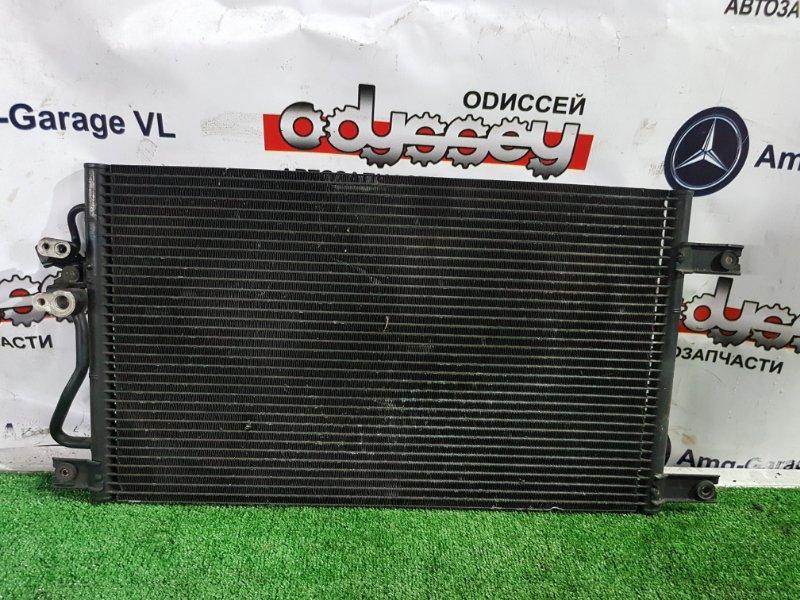 Радиатор кондиционера Mitsubishi Challenger K96W 6G72 1997