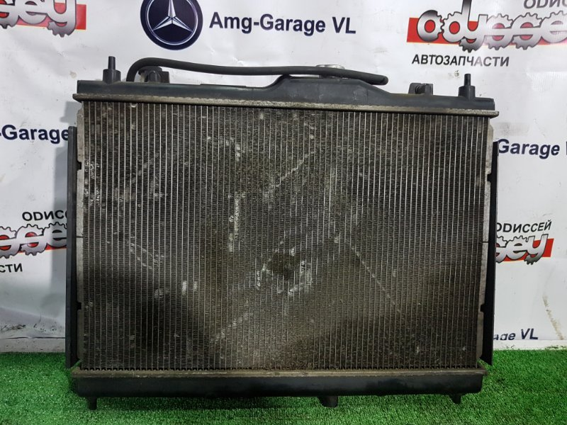 Радиатор Nissan Bluebird Sylphy KG11 MR20 2006