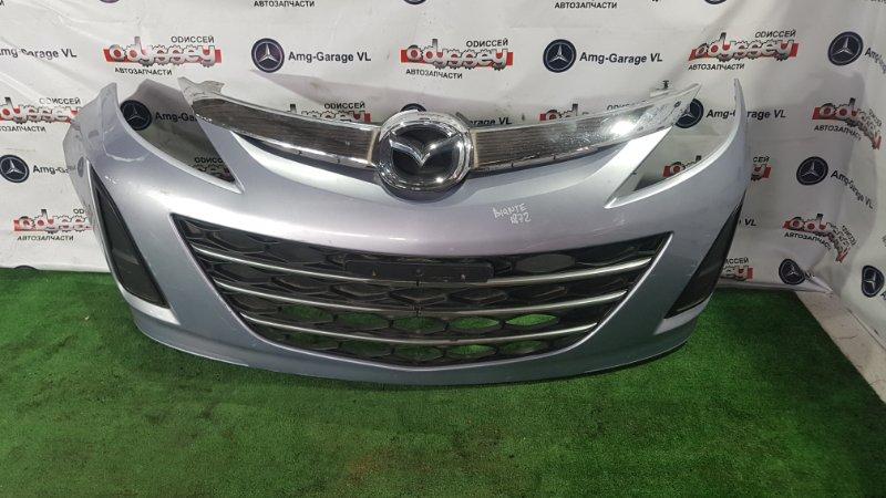 Бампер Mazda Biante CCEFW LF-20271786 2009 передний