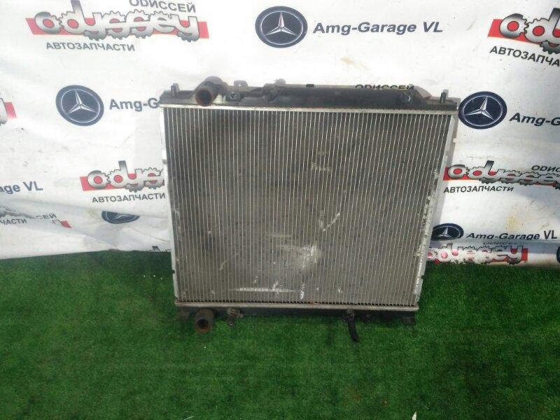 Радиатор Mitsubishi Delica PF6W