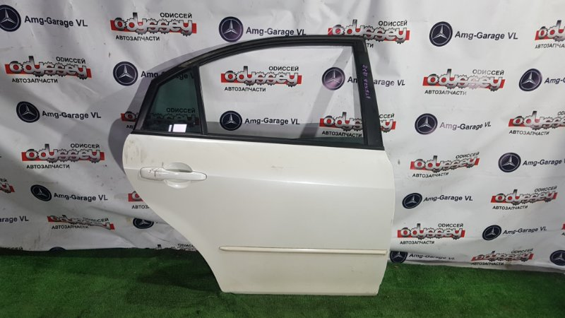 Дверь Mazda Atenza GG3S L3-10303659 2007 задняя правая
