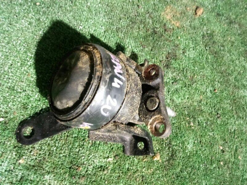 Подушка двигателя Toyota Rav4 ACA20 1AZ-5221809 2005 правая