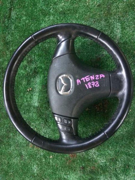 Руль Mazda Atenza GG3S L3-10303659 2007