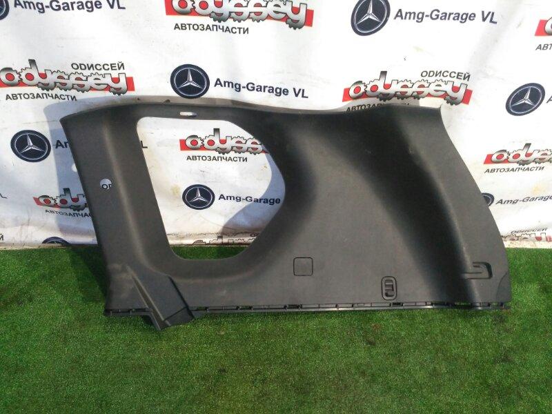 Обшивка багажника Nissan Xtrail NT31 MR20-067489A 2010